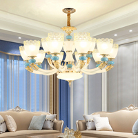 Modern LED living room chandelier loft hanging lights Hotel lobby suspension fixtures Nordic bedroom lighting Stair pendant lamp