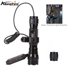 LED tactical Flashlight 501B XML-T6 Torch Flash Light Lanterna lampe torche + Remote Pressure Switch & Gun Mount scope mounts sitemap 33 xml