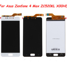 For Asus Zenfone 4 Max ZC520KL LCD Screen X00HD LCD Touch Sc