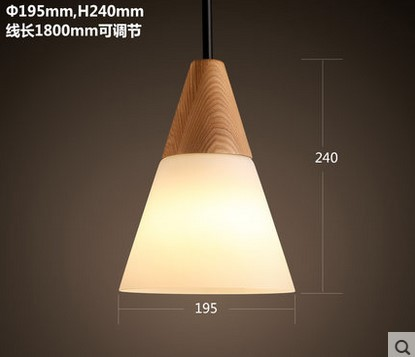 Handing LED Wood Pendant Lamp Light Fixtures With Lampshade For Living Room Wood Light,Lustres De Sala Pendente De Teto de volson wood the luminiferous aether