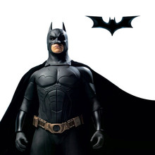 Batman Armor Suit Costume sets kids Christmas halloween cosplay Children costume Gift Cartoon superhero half face mask