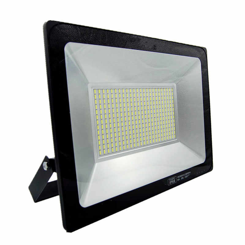 LED Floodlight 100W 50W 30W 10W Waterproof LED Reflector Foco Exterior Spotlight Lamp IP66 Outdoor Lighting For Highway Square