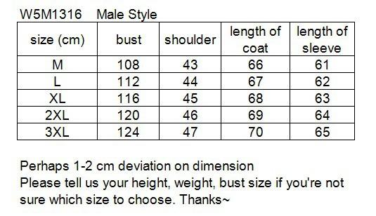 W5M1316 male size