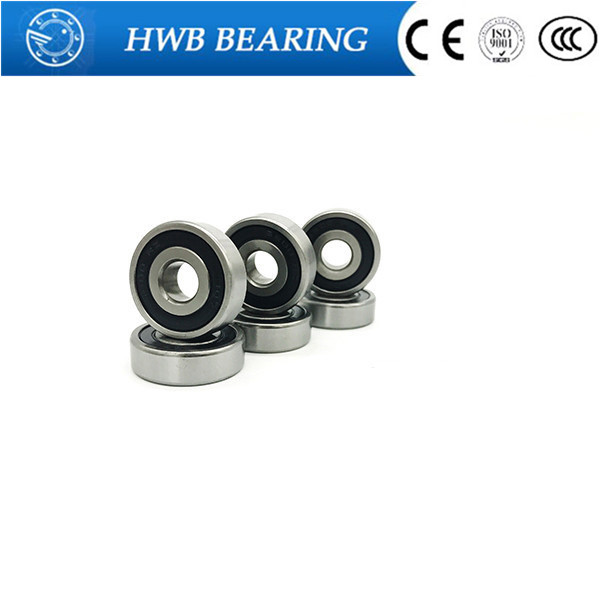 2Pcs  6205RS/S6205RS Deep Groove Ball Bearings 25*52*15 mm Free shipping High Quality gcr15 6326 zz or 6326 2rs 130x280x58mm high precision deep groove ball bearings abec 1 p0