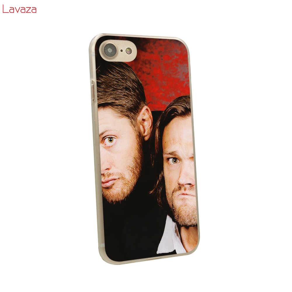 promo code 03339 01d7b Lavaza Supernatural SPN Hard Phone Case for iPhone 6 6s 7 8 Plus 4 4S 5 5S  SE for iPhone XS Max XR Shell Cases