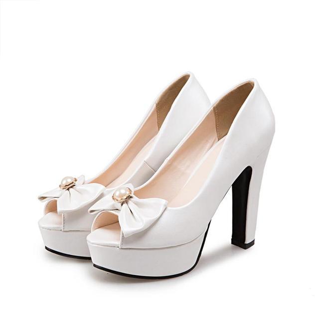 Teen Sissy High Heels-5870