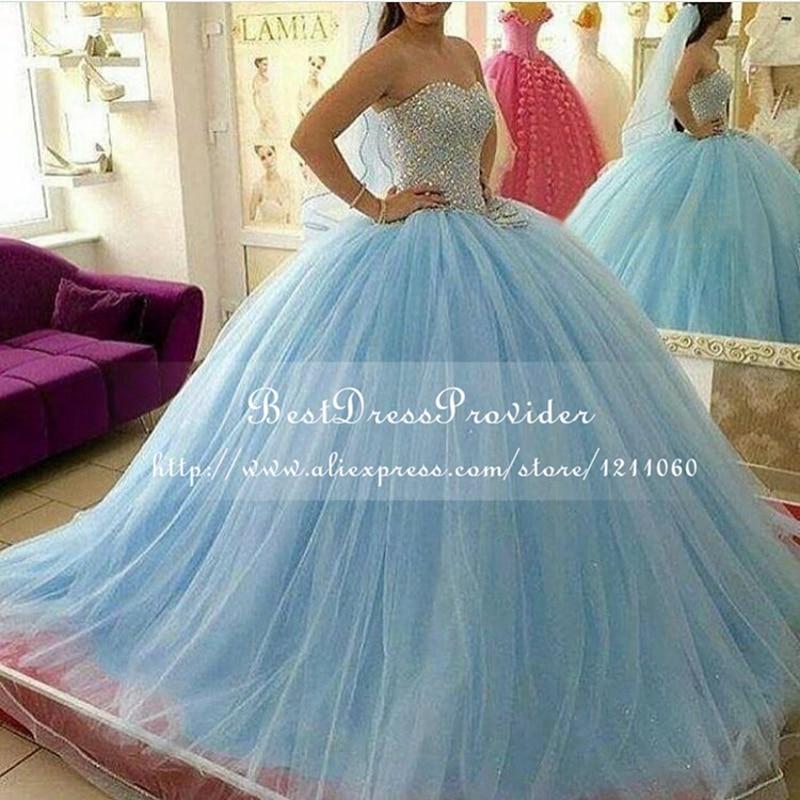 Popular Long Puffy Prom Dresses Buy Cheap Long Puffy Prom