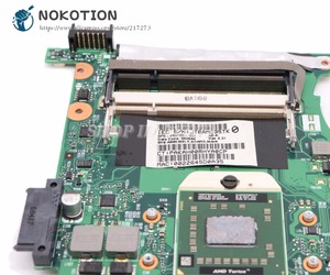 Image 5 - NOKOTION 494106 001 497613 001 For HP Compaq 6535S 6735S Laptop Motherboard Socket S1 DDR2 Free cpu