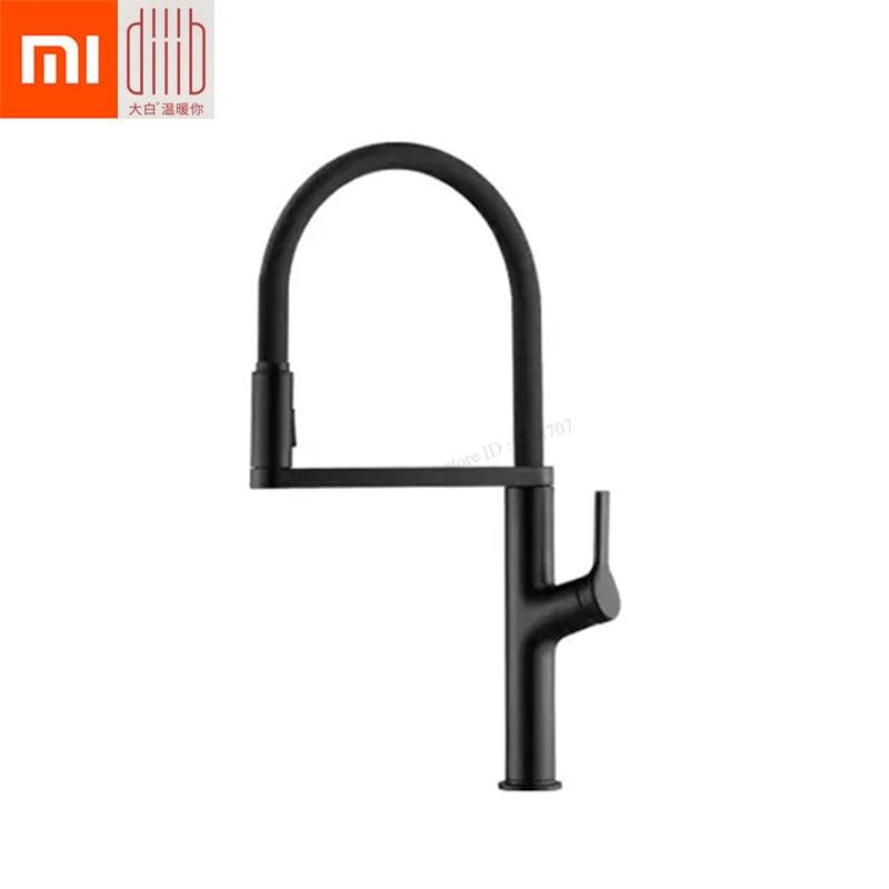 Xiaomi Mijia Dabai Inteligente Indutivo Torneira Da Cozinha Do Sensor Inteligente de Poupança de Água Aerador Tubo Universal Sensível