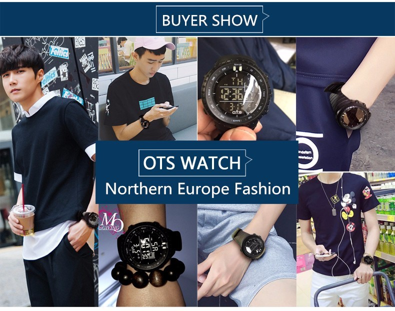 military watch model show