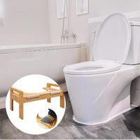 Home Bathroom Toilet Ottoman Elderly Pregnant Women Massage Toilet Stool Adult Children Available Toilet Stool