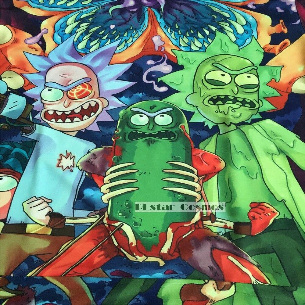 PLstar Cosmos free shipping 2017 New 3d hoodies Men/women Sweatshirts Classic cartoon rick and morty Print Hooded Tracksuits 2017  Men/women Sweatshirts the cartoon, Rick and Morty HTB1BtIOevBNTKJjSszcq6zO2VXa7