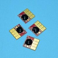 4 color de la viruta DEL ARCO Para HP 970 971 cartucho para el cartucho HP Officejet Pro x451dn x451dw x476dn x476dw x576dw x551dn de inyección de tinta impresora