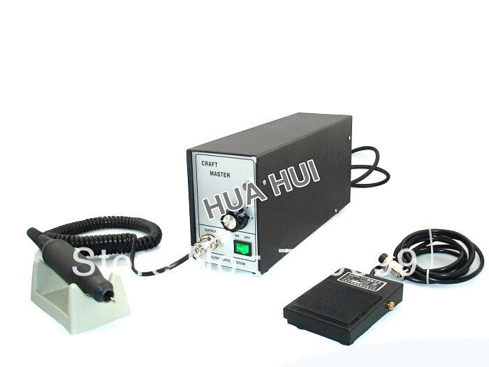 Machine de réparation de défauts de moulage de maître de métier 220 V, outils de bijoux