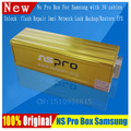100% Original NS Pro box NSPro box with 30 cables for Samsung cell phones unlock & Repair  imei or  EFS&Flash&Network Lock