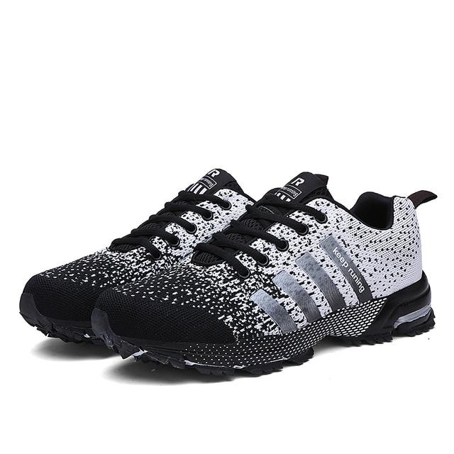 maille respirante chaussures de course en plein air de baskets hommes Y2f5Cgs