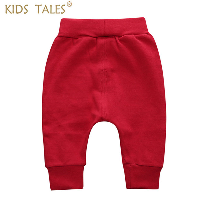 c6bd33fa3 YZ208 New Fall Winter Newborn Infant Baby Boys Girls Pants Bloomers ...
