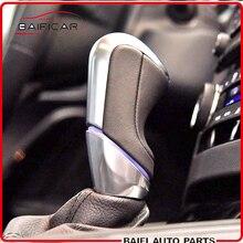 Baificar абсолютно подлинный автоматический рычаг переключения передач Ручка рычага переключения передач для peugeot 508