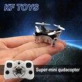 Hot Mini Drone Helicóptero de Controle Remoto RC Micro Quadcopter Cheerson CX-Estrelas Bolso Drone VS FQ777
