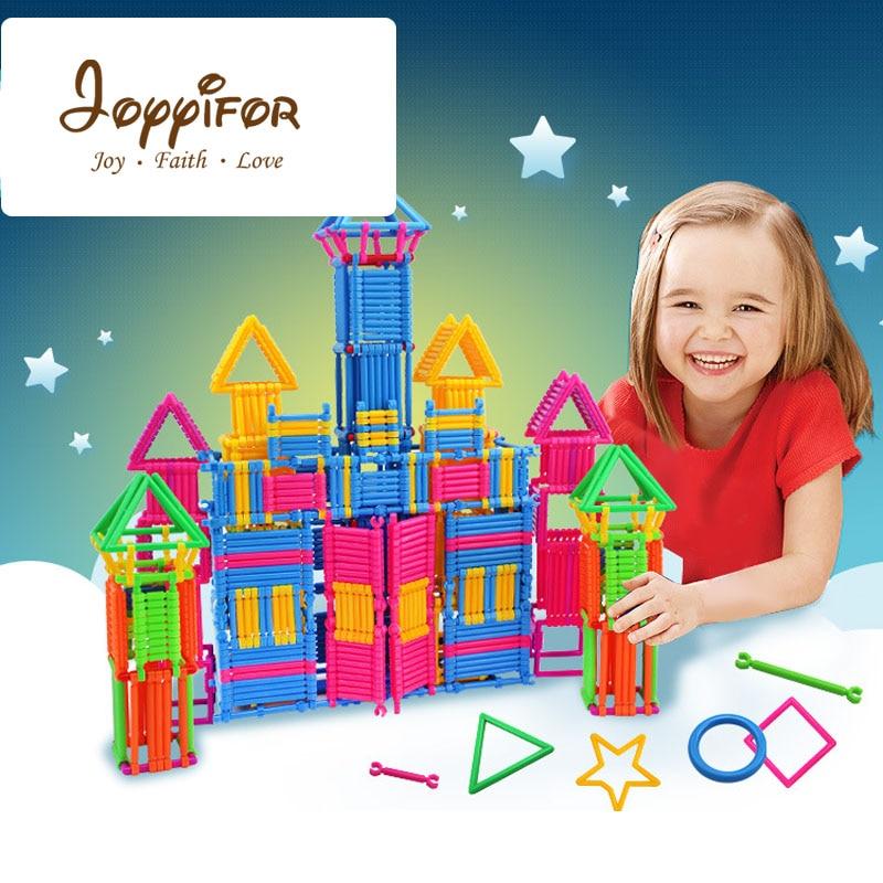 Fein Joyyifor Magie Smart Stick Bausteine Kunststoff Rechtschreibung Montage Puzzle Spielzeug Kindergarten Kampf Spleißen Spielzeug Blöcke 130 Stücke