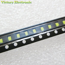 200PCS/Lot White 0805 SMD LED Lamp Highlight Diode LED Light New Wholesale Electronic