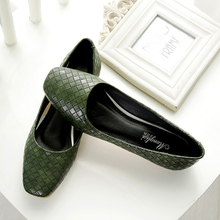 Women's Casual Loafers Ballet Flats Ladies Slip-on Square Toe Boat Shoes Woman Elegant Sexy Plus Size High Quality Best Sellers