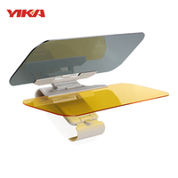 HD Car Sun Visor Goggles For Driver Day And Night Anti Dazzle Mirror Automobile Sun Shading