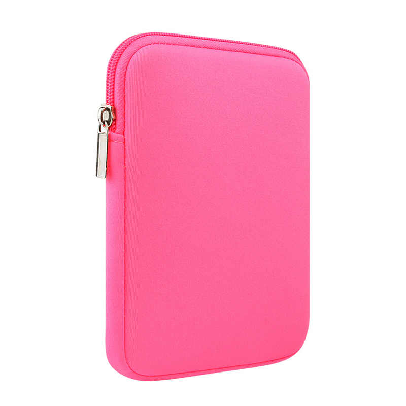 BinFul لينة اللوحي بطانة كم الحقيبة حقيبة للآي باد Mini 1/2/3/4 Air 1/2 غطاء حافظة لجهاز iPad Pro 9.7 جديد باد 9.7 لأوقد 6