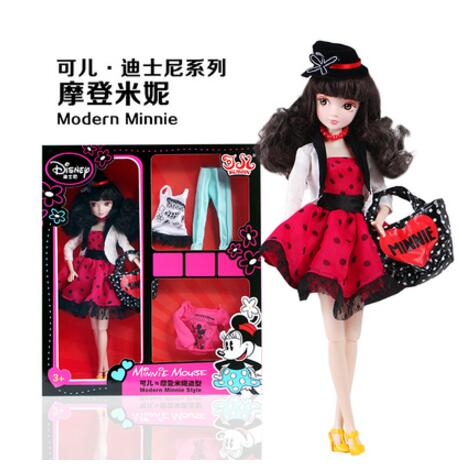 SPecial Price Sale Kurhn Dolls For Girls Classic  Toys Modern  Change Dress Suite Girl Birthday Gift Hobby Collection girl