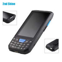 T805 Mobile Data Terminal Android Rugged Industrial PDA 1D 2D Laser Barcode Scanner Wireless RFID Card Reader
