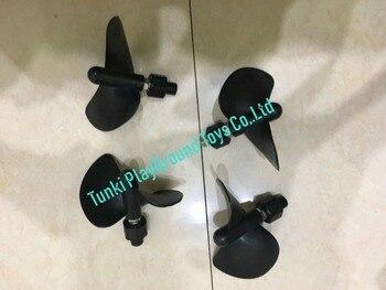 Hélice para niños parachoques Barco de agua