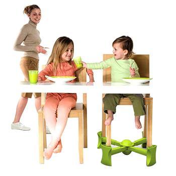 Przenośne krzesło Booster travel Seat Anti-slipmata do podnoszenia dziecka pod pasuje do większości krzeseł regulowana rama podnosząca tanie i dobre opinie Chair baby chiar Nowoczesny chiński Z tworzywa sztucznego china 30 5*33*16 5cm
