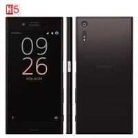 Оригинальный разблокирована sony Xperia XZ F8331/F8332 Оперативная память 3 ГБ GSM Dual Sim 4G LTE Android 4 ядра 5,2 23MP WI FI gps 2900 мАч смартфон