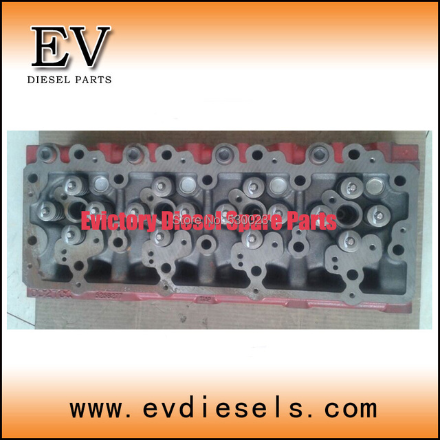 For cummins engine spare parts ISF3.8 cylinder head 5258274/ 5258275/ 5258276
