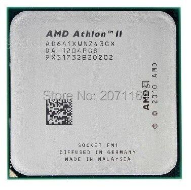 Для AMD Athlon II X4 641 quad-core официально поддерживает FM1 2.8 Г