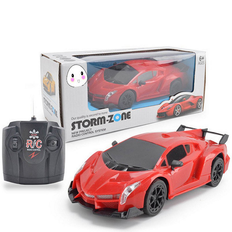 RC Car Model Kids Children Simulation Remote RC Cars Machines On The Radio Control Sports Cars Toys For Boys Children Kids Xmas