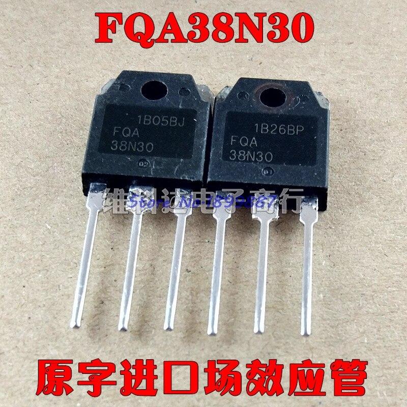 10PCS FDB38N30U TO-263