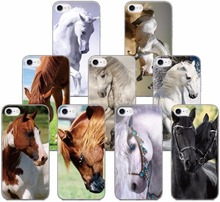 Running Horse Fundas Soft TPU Phone Cover Case For Wiko View 2 Go Max Prime Pro XL Lenny 5 4 Sunny 3 Mini Wim Lite Coque Capa