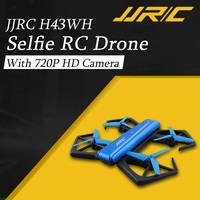 Original JJRC H43WH H43 Selfie WIFI FPV Foldable RC Quadcopter Drone With 720P HD Camera Altitude Hold headless mode