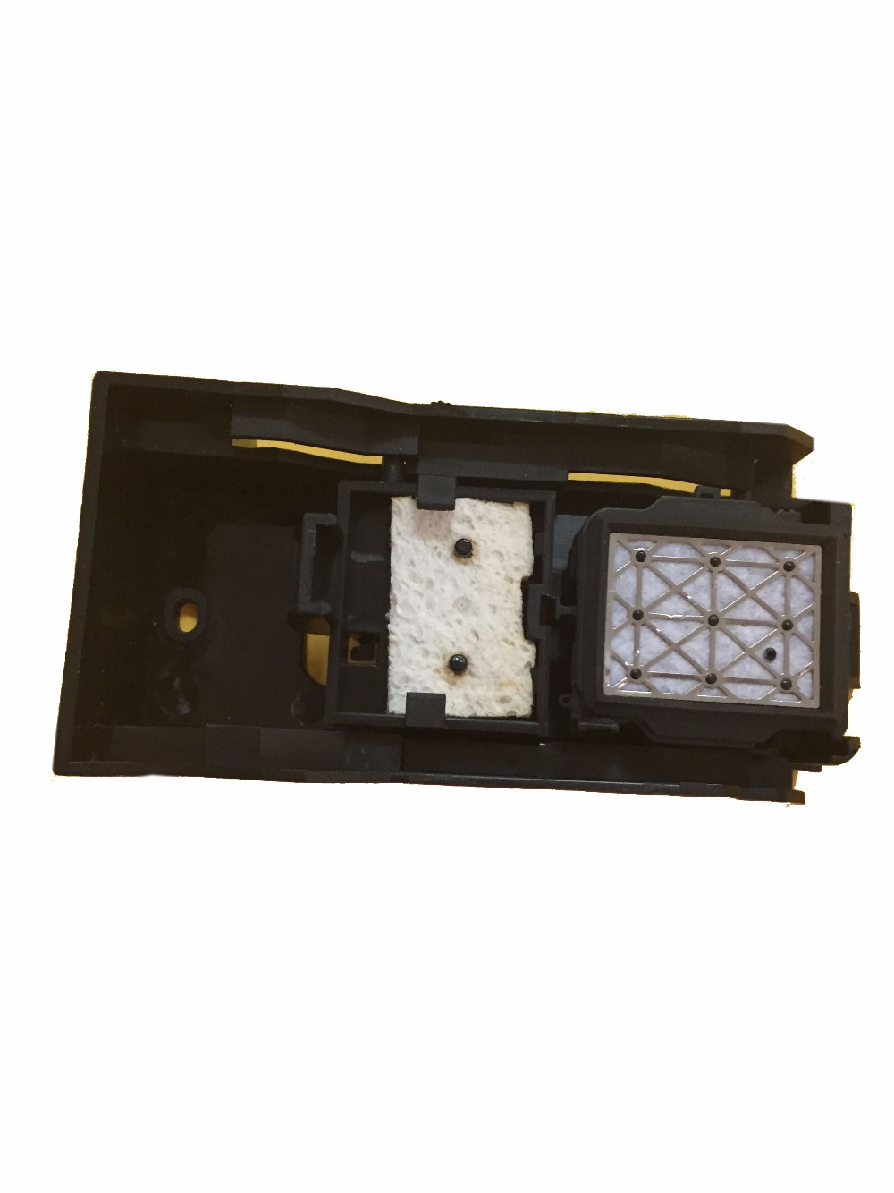 1pcs DX5 Printhead Ink Cap Station Assembly For Mimaki JV33  JV5 CJV30 Capping station DX5 head Cleaning Capping station original dx4 printer cap station for roland xj 740 640 both water based and solvent based capping station top