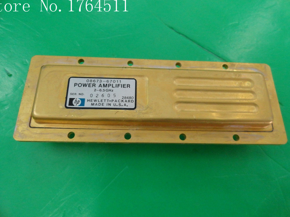 [BELLA] Supply Original 08673-67011 Power Amplifier 2 - 6.5GHz