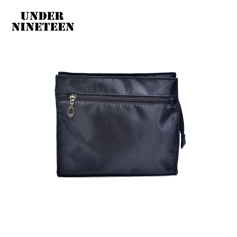 Under Nineteen 2017 New Big Size Women And Men Cosmetic Makeup Bags Large Capacity Travel Toiletry Bag Organizer Pouch Gift Bags