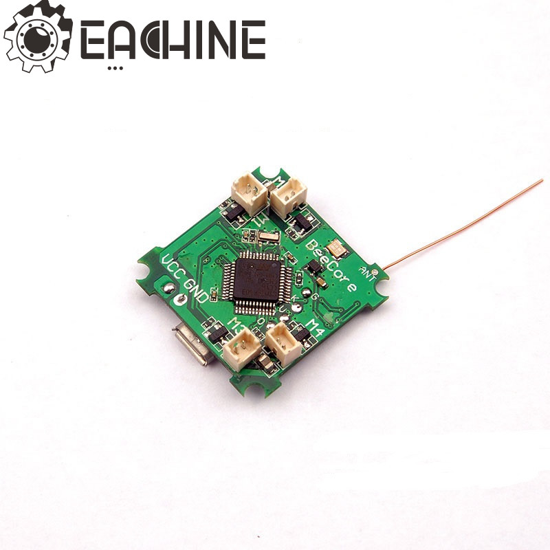 Eachine Beecore F3_EVO_Brushed ACRO Flight Control Board For Inductrix Tiny Whoop Eachine E010Eachine Beecore F3_EVO_Brushed ACRO Flight Control Board For Inductrix Tiny Whoop Eachine E010