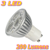 ICOCO Clearance Sale The Lowest Selling 1 X 3 LED GU10 Light Bulbs Day Warm White