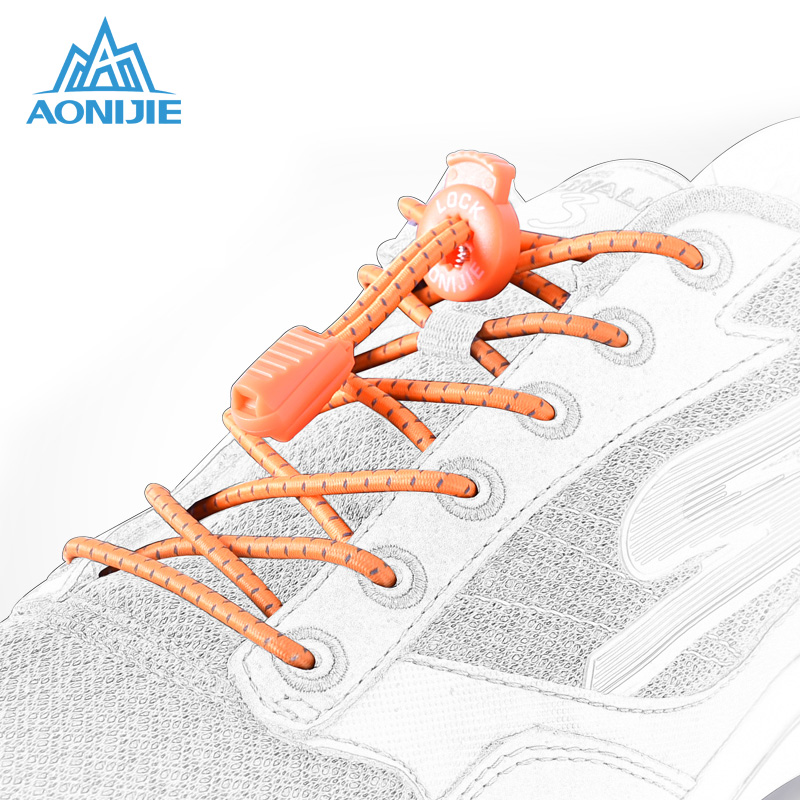 aonijie-1pair-120cm-sports-reflective-shoelaces-running-hiking-visible-lazy-safty-lock-lace-round-elastic-shoestring-with-buckle