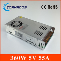 S 360 5 dc 5v 360w switching power source supply 5v LED driver good quality power supply dc 5v