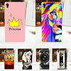 Soft Silicone TPU DOOGEE X5 MAX Case Cover Colorful Painting Phone Back Protector Cover Case FOR DOOGEE X5 MAX Pro Case