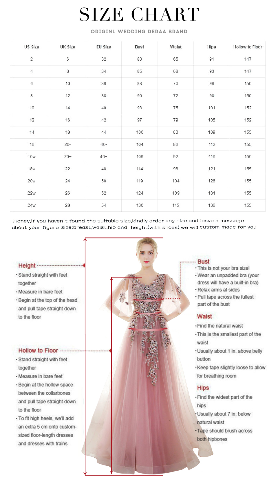Evening-Dress-Long-2018-New-Embroidery-Flower-Chiffon-Deep-V-Collar-Candy-Pink-Ball-Dress-Half
