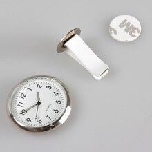Coche Reloj Electrónico Luminoso Campana Interior Del Coche Modificación Dedicado