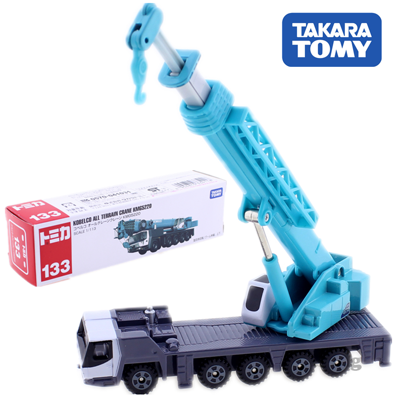 TAKARA TOMY Tomica Town Play Charge Series Construction Site Tower Crane